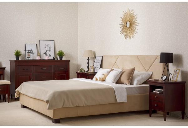 Кровать мягкая Дания №7 - фото 9