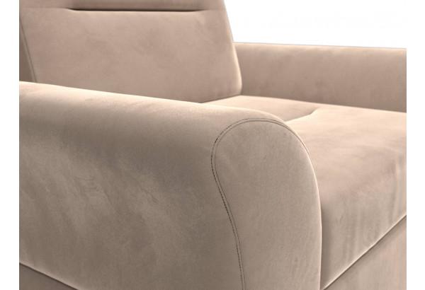 Кресло Клайд Бежевый (Велюр) - фото 4
