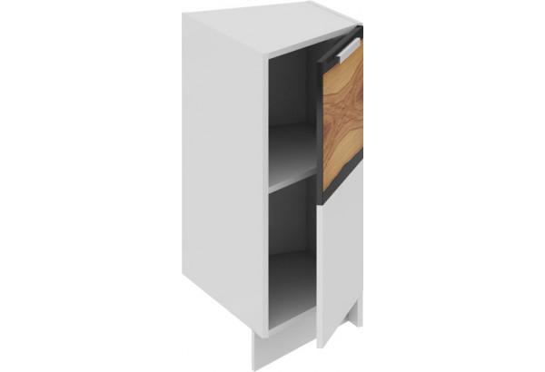 Шкаф напольный торцевой (правый) Фэнтези (Вуд) - фото 1