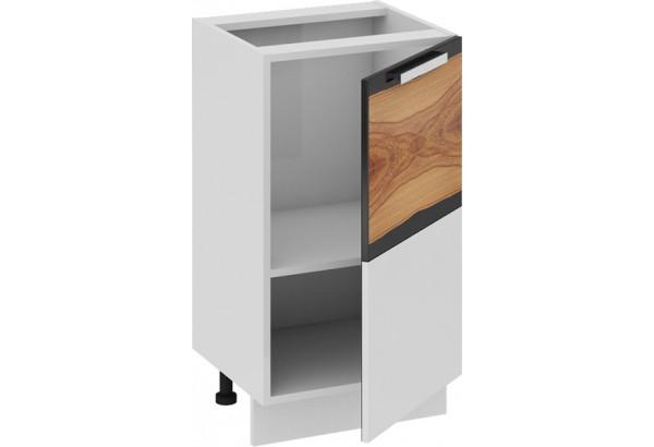 Шкаф напольный нестандартный (правый) Фэнтези (Вуд) - фото 1