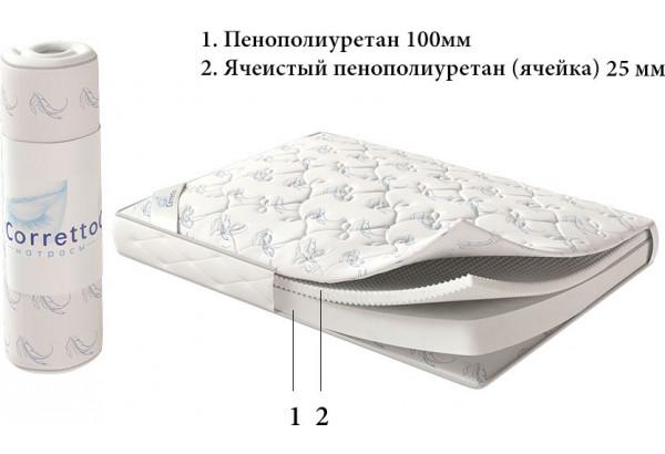 Матрас Roll Sleep 90x190 - фото 2