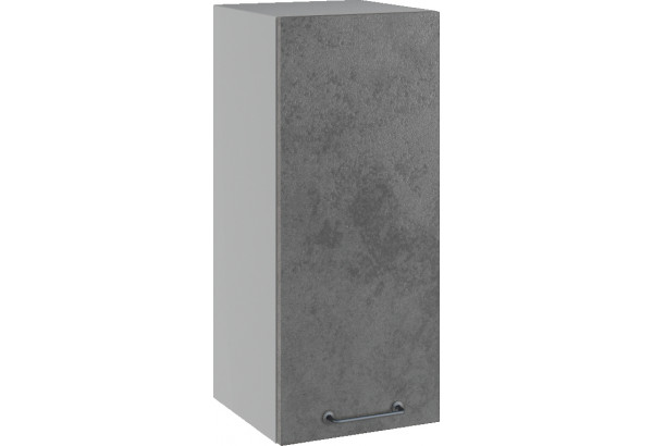 Лофт Навесной шкаф 350 мм, с дверцей - фото 1