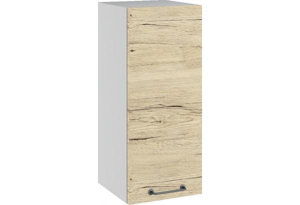 Лофт Навесной шкаф 350 мм, с дверцей - фото 2