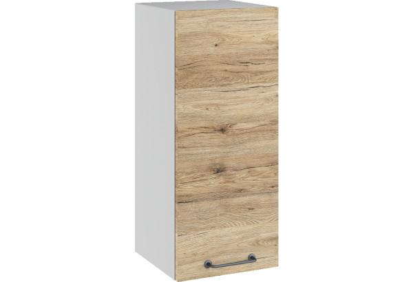 Лофт Навесной шкаф 350 мм, с дверцей - фото 4