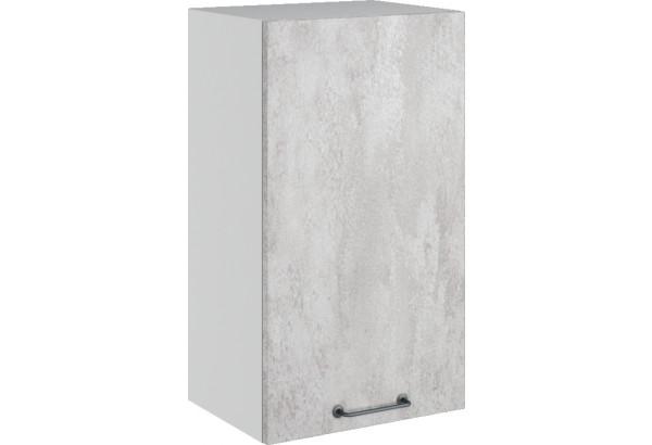 Лофт Навесной шкаф 400 мм, с дверцей - фото 3