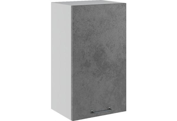 Лофт Навесной шкаф 400 мм, с дверцей - фото 1
