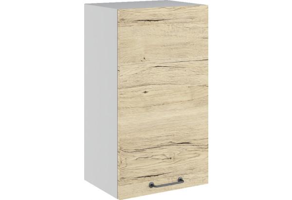 Лофт Навесной шкаф 400 мм, с дверцей - фото 2