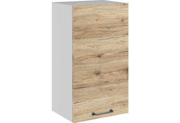 Лофт Навесной шкаф 400 мм, с дверцей - фото 4