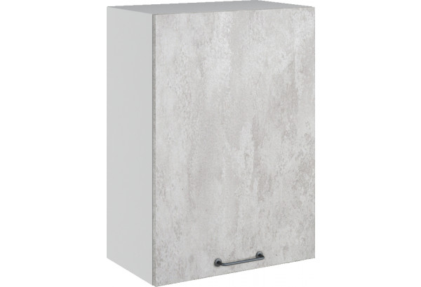 Лофт Навесной шкаф 500 мм, с дверцей - фото 3