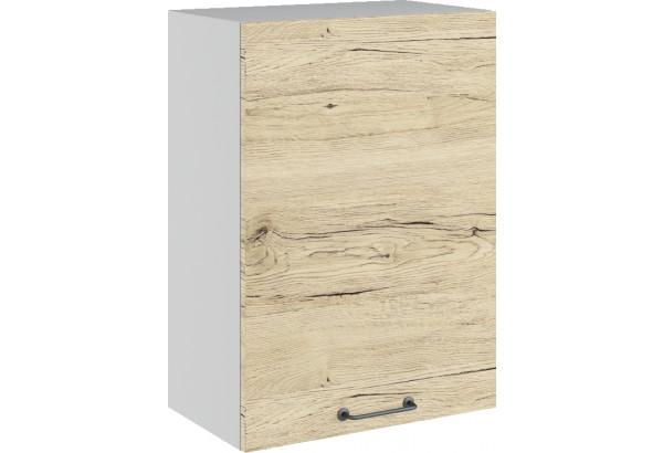 Лофт Навесной шкаф 500 мм, с дверцей - фото 2