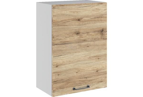Лофт Навесной шкаф 500 мм, с дверцей - фото 4