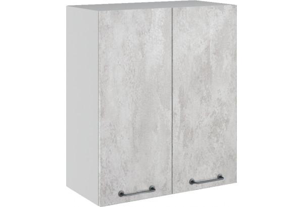 Лофт Навесной шкаф 600 мм, с дверцами - фото 3
