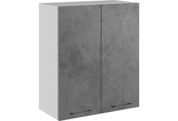 Лофт Навесной шкаф 600 мм, с дверцами - фото 1