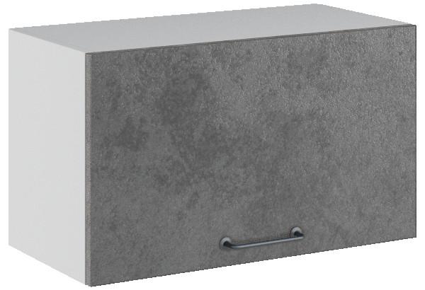Лофт Навесной шкаф (газовка) 600 мм, с дверцей - фото 1