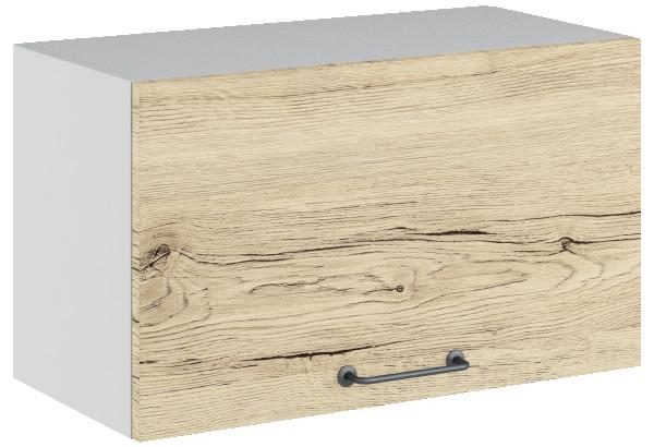 Лофт Навесной шкаф (газовка) 600 мм, с дверцей - фото 2