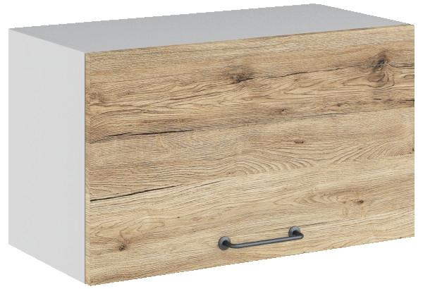 Лофт Навесной шкаф (газовка) 600 мм, с дверцей - фото 4