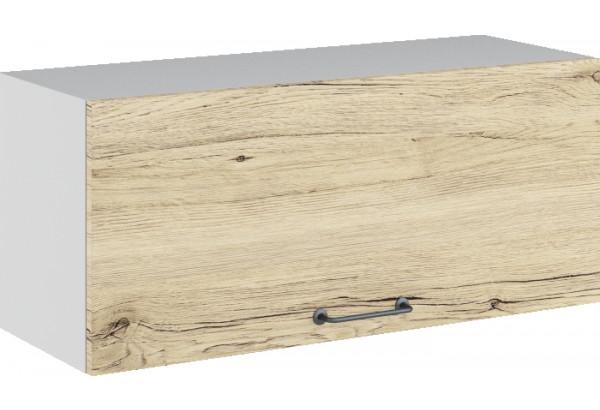 Лофт Навесной шкаф (газовка) 800 мм, с дверцей - фото 2