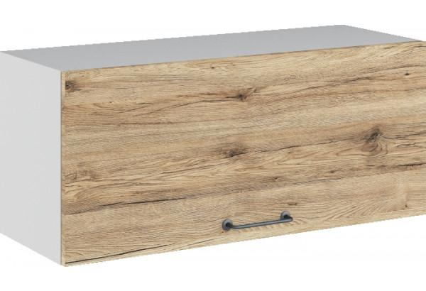 Лофт Навесной шкаф (газовка) 800 мм, с дверцей - фото 4