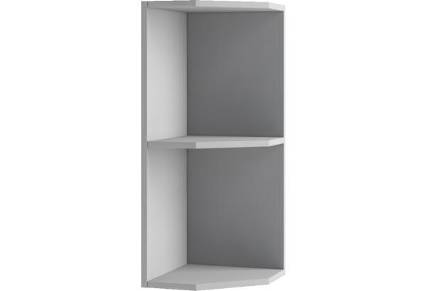 Лофт Навесной шкаф Торцевой 300 мм, открытый - фото 1