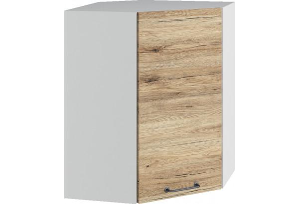 Лофт Навесной шкаф Угловой 550 мм с дверцей - фото 4