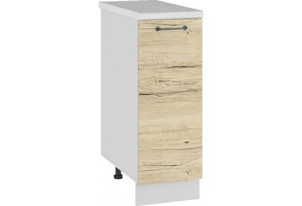 Лофт Напольный шкаф 300 мм, с дверцей - фото 2