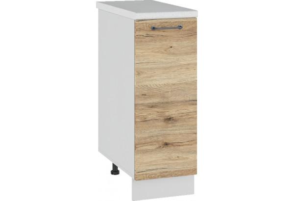 Лофт Напольный шкаф 300 мм, с дверцей - фото 4