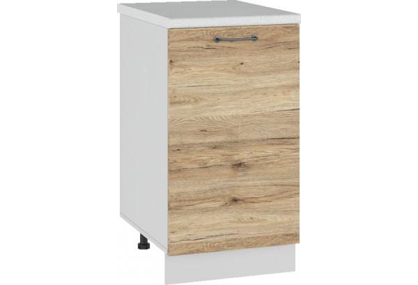 Лофт Напольный шкаф 450 мм, с дверцей - фото 4