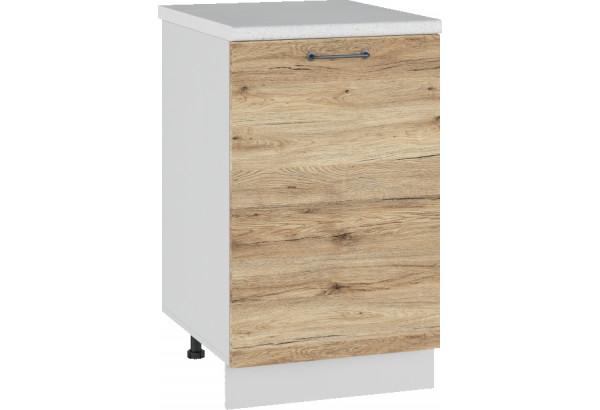 Лофт Напольный шкаф 500 мм, с дверцей - фото 4