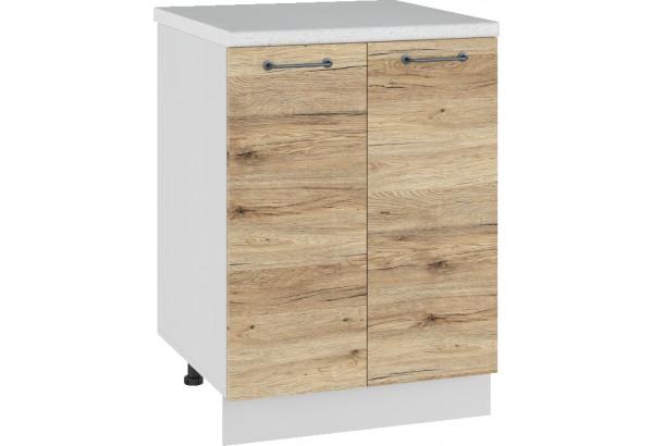 Лофт Напольный шкаф 600 мм, с дверцами - фото 4